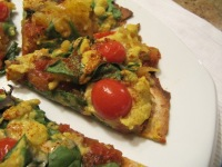 Humnut Vegan Pizza