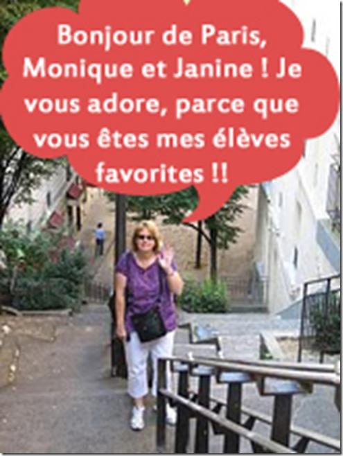 madame copy